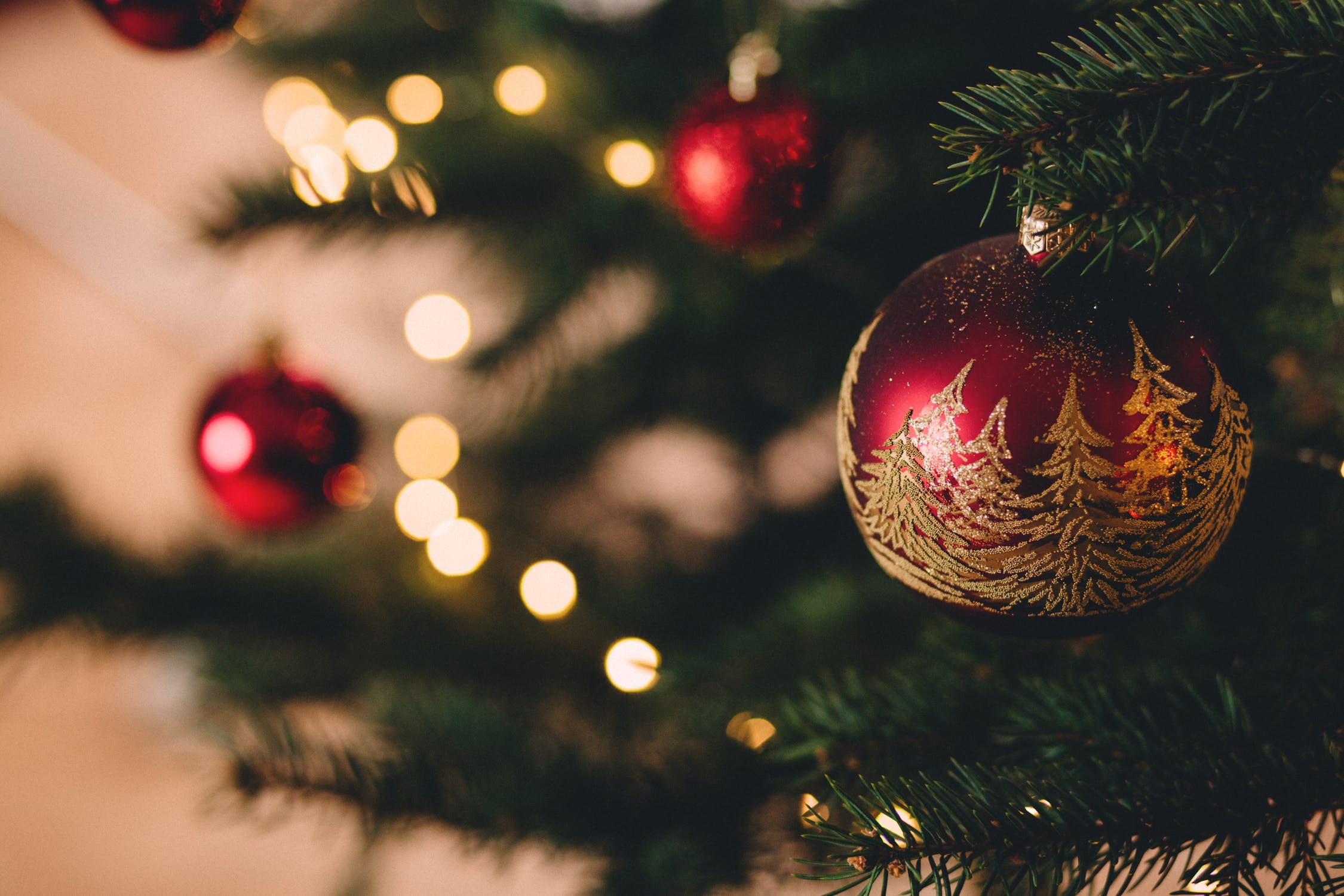 Öffnungszeiten über Weihnachten und Silvester