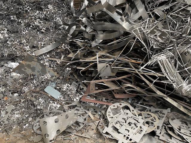 Barauszahlungen für Schrott- & Metallanlieferungen